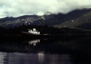 The Research Vessel Kittiwake