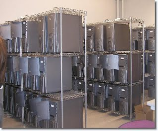 Beowulf Cluster at Boise State University